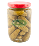 /ContentPickled Gherkins (3-6cm) 370ml